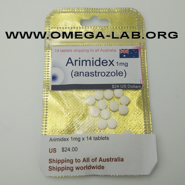 Arimidex 1MG * 14 tablets