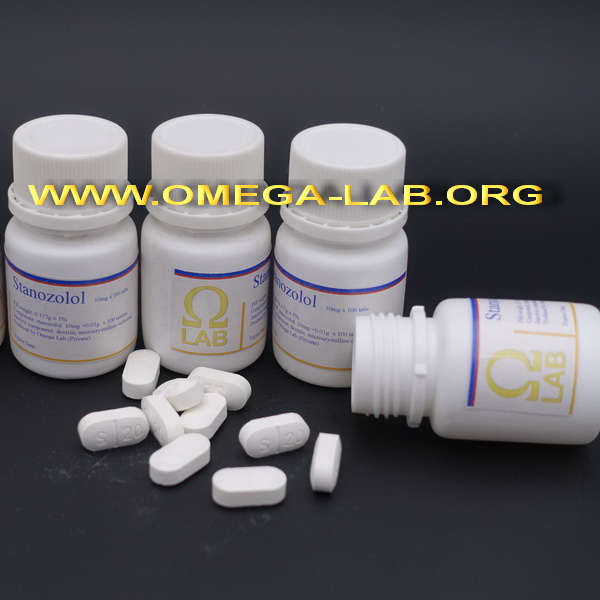 Stanozolol (winstrol) 20mg x 50 tablets x 10 bottles